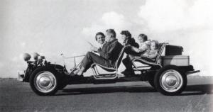Chassis 2CV