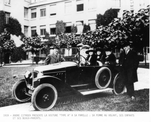 Citroën Type A 1919